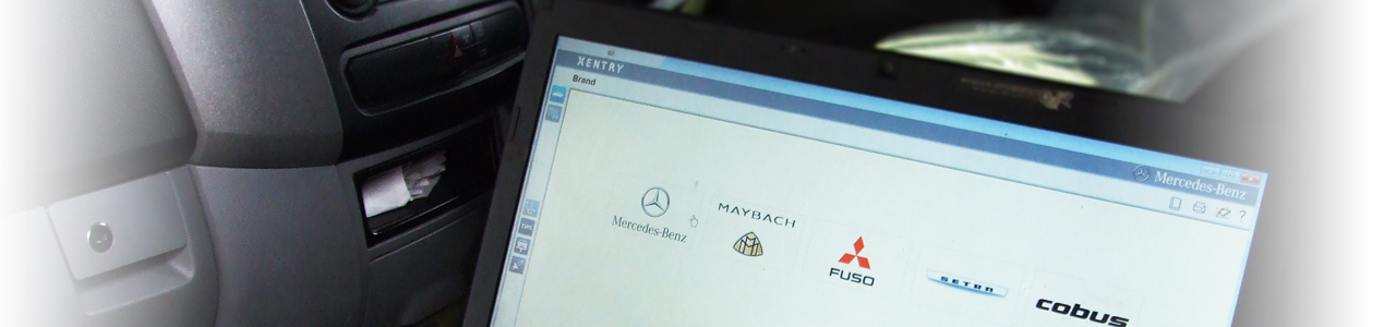 Mercedes-Benz Star Diagnostics Lincoln
