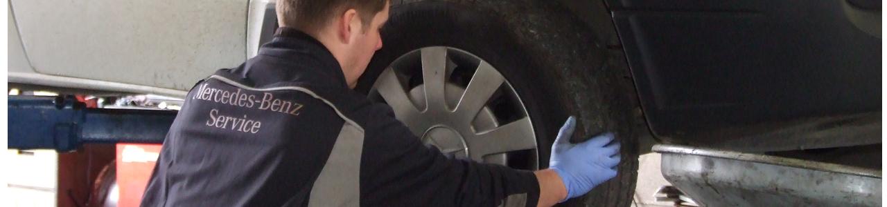 van wheel alignment